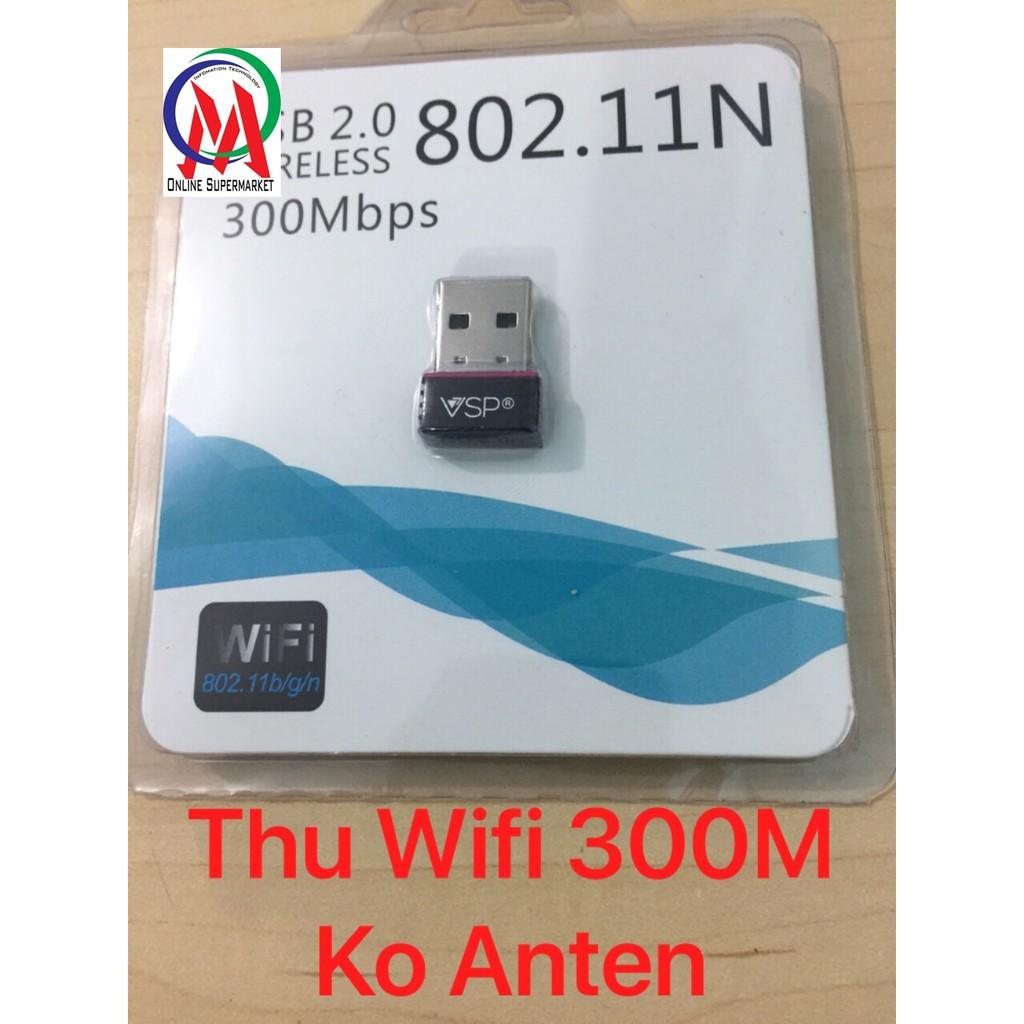 USB Wifi VSP 300M Không Anten