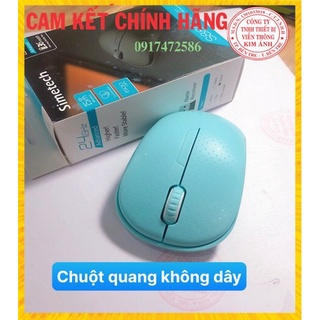 Chuột máy tính không dây Simetech S880 1500DPI, chính hãng bảo hành 1 năm, Chuột Không Dây thumbnail