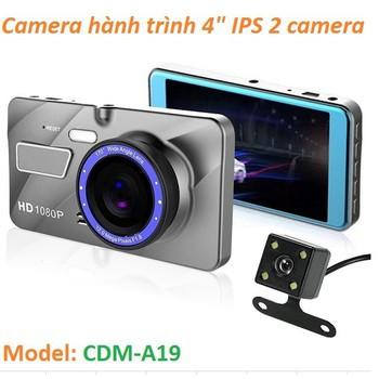 Camera hành trình ô tô A19 có tiếng việt( thẻ nhớ + phụ kiện ô tô ...