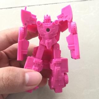 Mô Hình Figure Robot Biến Hình