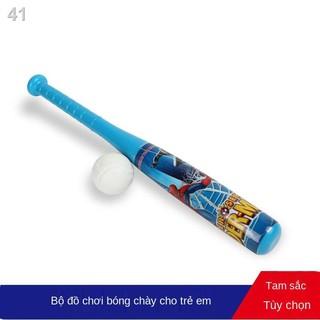 Kdành cho trẻ em Thể thao ngoài trời Hàng hóa Bóng chày Mini Giải trí Bộ đồ chơi bằng nhựa rỗng thumbnail