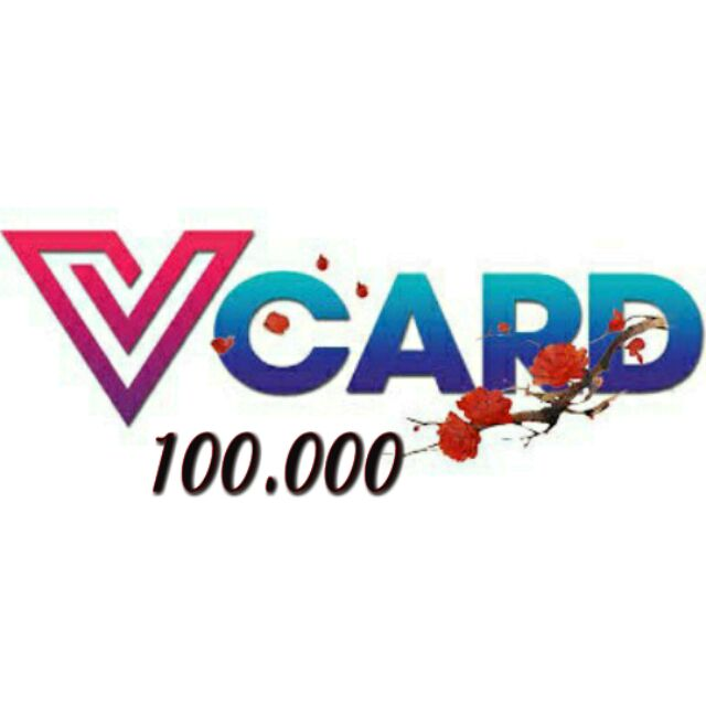 Mã thẻ VCARD 100.000đ
