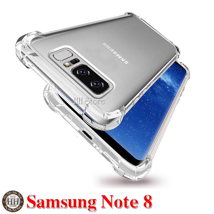 Ốp lưng Samsung Note 8 chống sốc trong suốt - 9947275 , 1208445372 , 322_1208445372 , 33000 , Op-lung-Samsung-Note-8-chong-soc-trong-suot-322_1208445372 , shopee.vn , Ốp lưng Samsung Note 8 chống sốc trong suốt