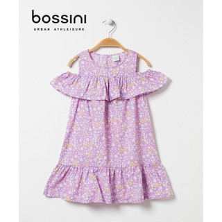 Áo đầm bé gái Bossini 441920040