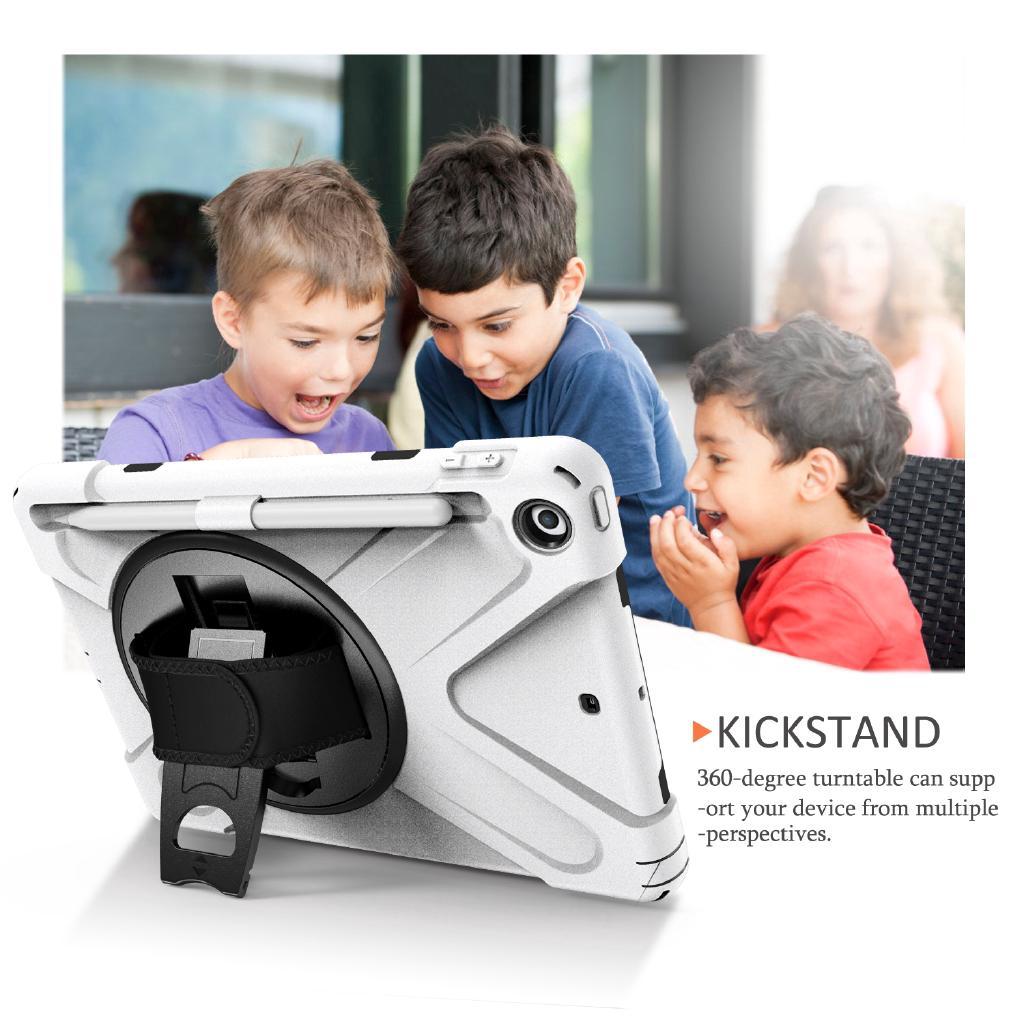 Ốp lưng chống sốc thiết kế siêu tiện dụng cho iPad mini1/2/3/4/5