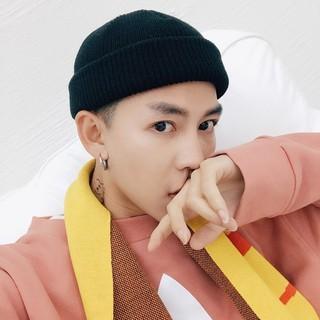 Mũ len trùm đầu phong cách Hip Hop NL17, Nón len trơn màu phong cách Hàn Quốc dành cho cả nam và nữ - Muasamhot1208