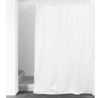 Rèm phòng tắm Rèm cửa sổ trắng trơn 180cm x 180cm Loại 1 thumbnail