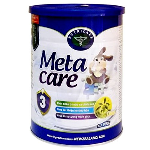 Sữa bột MetaCare số 3 900g - 2856899 , 87790106 , 322_87790106 , 199000 , Sua-bot-MetaCare-so-3-900g-322_87790106 , shopee.vn , Sữa bột MetaCare số 3 900g