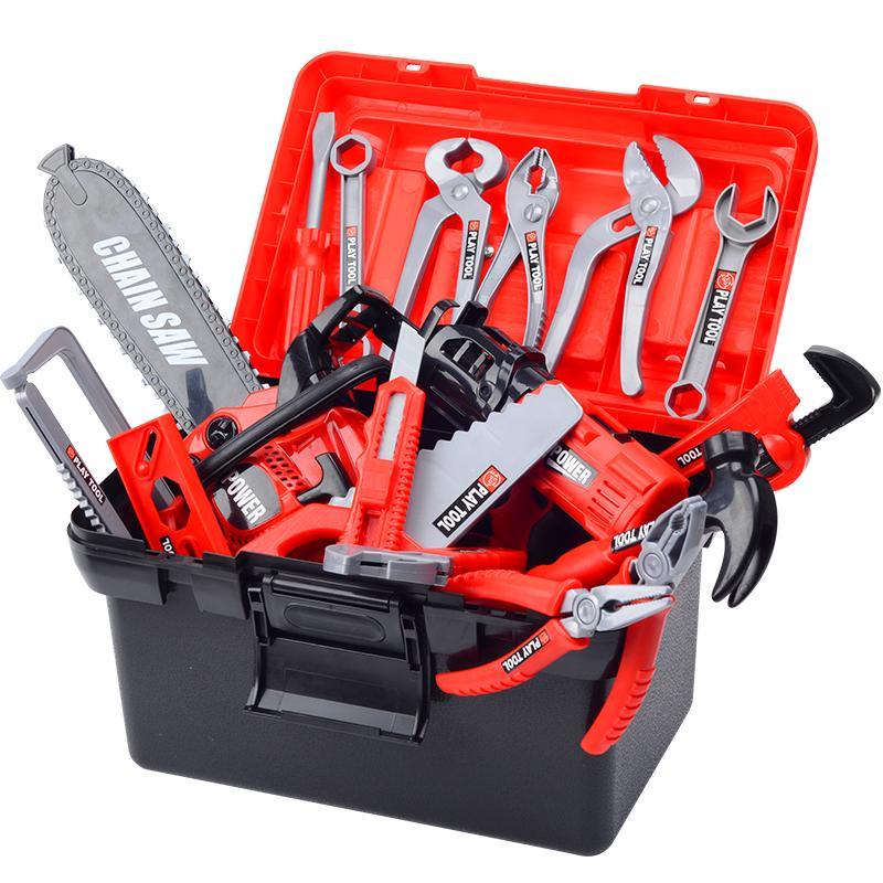 Hộp công cụ đồ điện – đồ chơi cho bé