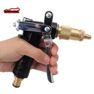 Đầu Vòi xịt rửa tăng áp rửa xe, tưới cây nhiều chế độ thumbnail
