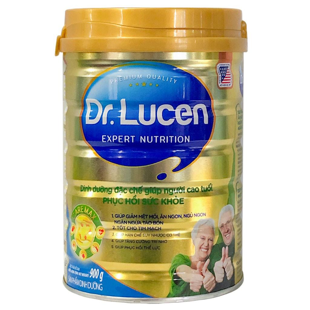 Sữa bột Dr.Lucen CareMax phục hồi sức khỏe