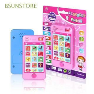 Children's Christmas Gift Development Baby Infant Kids Phone Toys