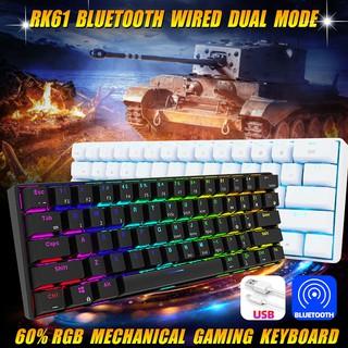 Bàn phím Kludge RK61 RGB Gaming kết nối Bluetooth chất lượng cao