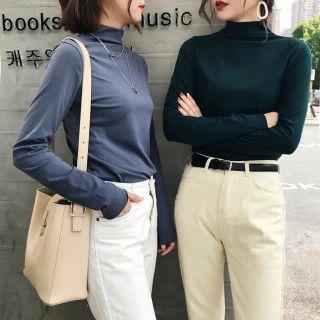 Áo giữ nhiệt nữ lót lông hàng đẹp 3