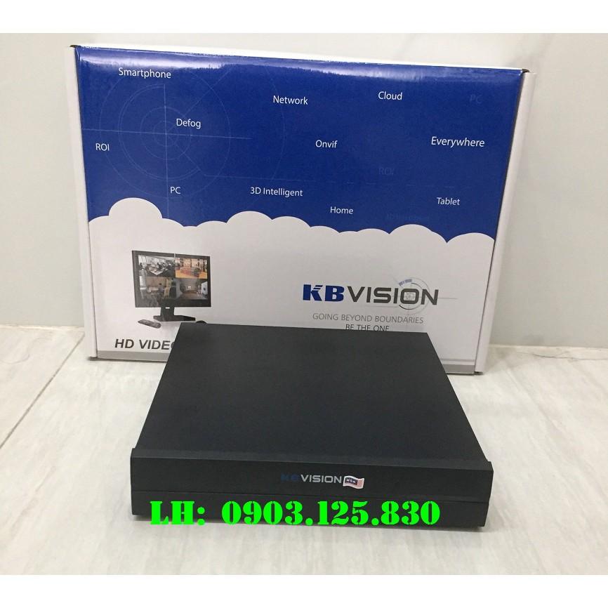 Đầu ghi hình 8 kênh KBVISION KX-A7108SD6 ( 1080N )