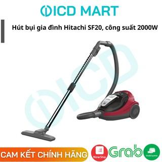 Máy hút bụi Hitachi CV-SF20V, công suất 2000W,  hàng chính hãng BẢO HÀNH 12 tháng