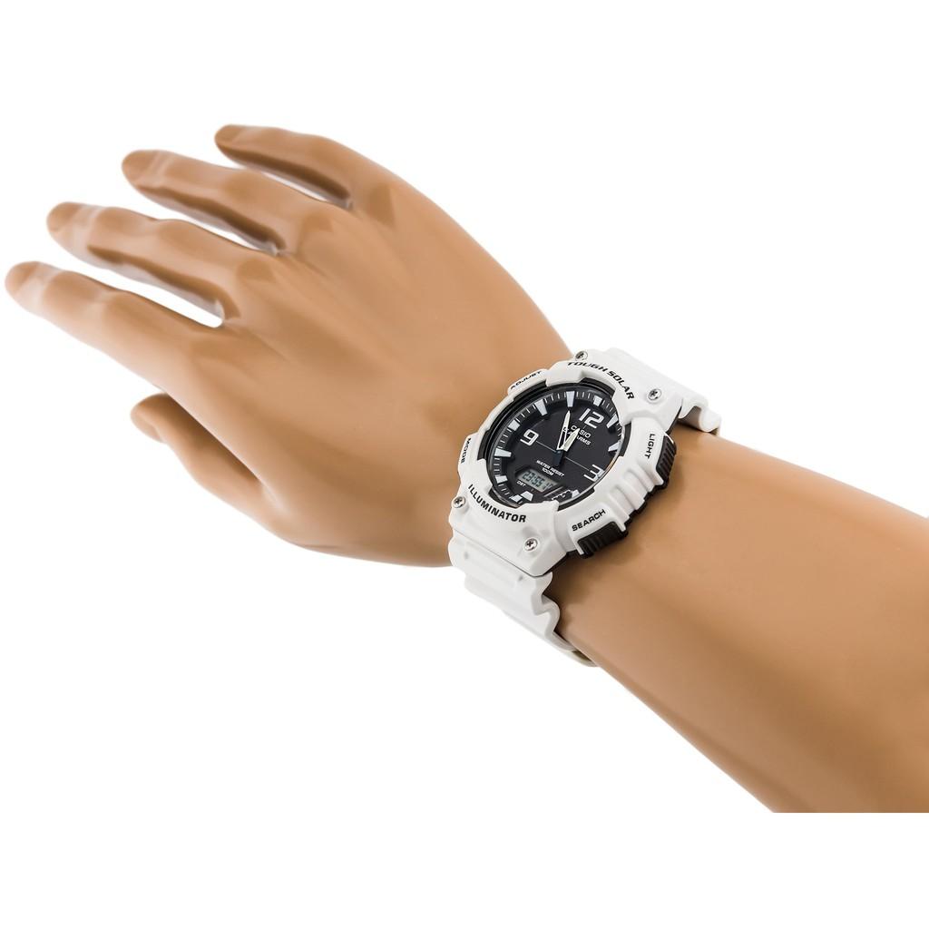 Đồng hồ nam năng lượng mặt trời Casio Anh Khuê AQ-S810 Series