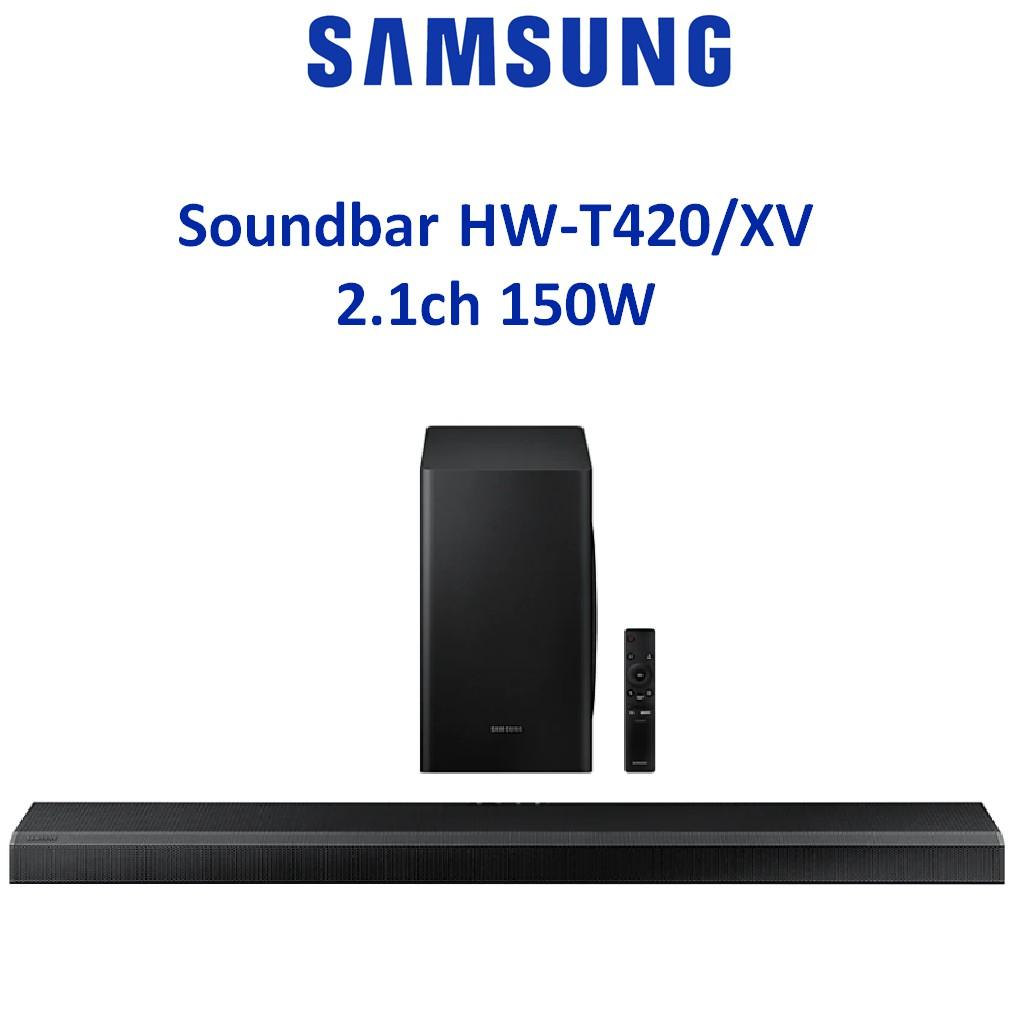 Hàng chính hãng - Loa thanh Soundbar Samsung T420 Model 2020