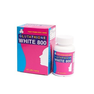 Viên uống trắng da Glutathione White 800 thumbnail