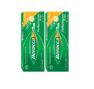 """Bộ 2 hộp viên sủi bổ sung Vitamin Berocca Performance Mango 10 Viên/hộp - Tặng 1 túi vải giá chỉ còn <strong class=""""price"""">14.900.000.000đ</strong>"""
