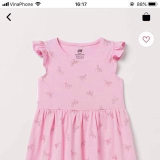 váy H&M kid