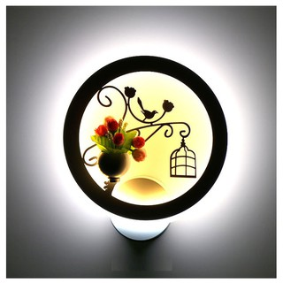 <Nhà cửa &Đời sống> Đèn tường LED trang trí cầu thang C6547 mang phong cách hiện đại