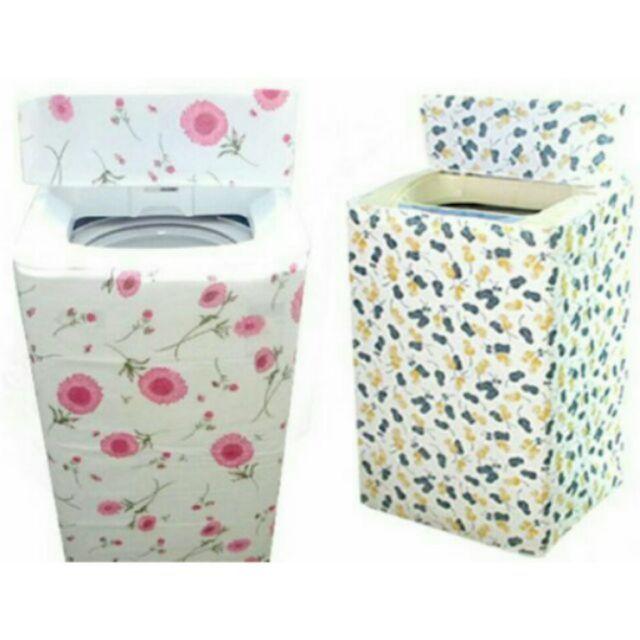 Vỏ bọc máy giặt cửa trên (cửa đứng), cửa ngang (cửa trước) loại dày, to, hàng đẹp   - VOTL0083