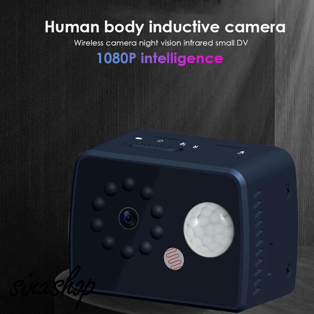 SIN Inductive Camera Long Battery Life Black Concealed