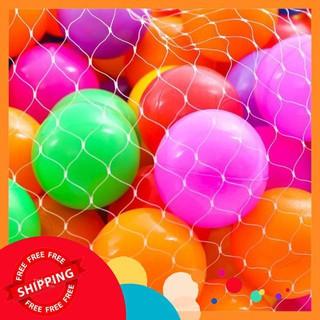Túi 50 bóng nhiều màu sắc cho bé thỏa sức vui chơi