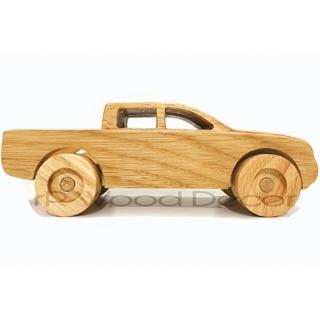 Xe bán tải- xe mô hình gỗ mẫu bán tải