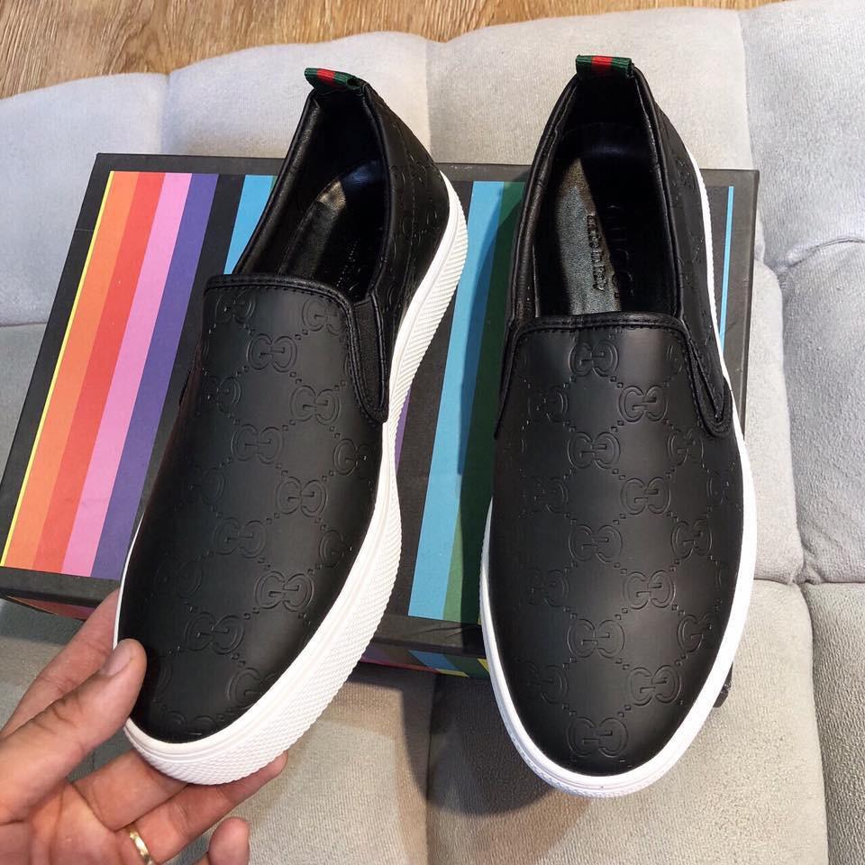 Giày lười thời trang Gucci_QMF