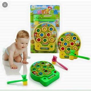 Bộ đồ chơi đập chuột phát nhạc cho bé