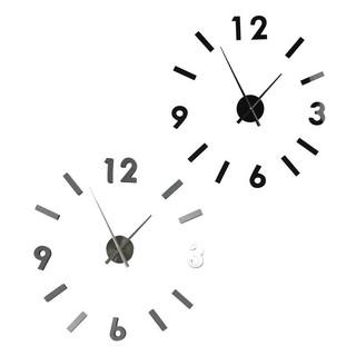 Đồng hồ treo tường JYSK Verner aluminium nhiều màu DK50xH3cm