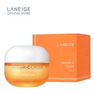 [MỚI] Kem dưỡng trắng da làm mờ đốm nâu Laneige Radian-C Cream 50ML