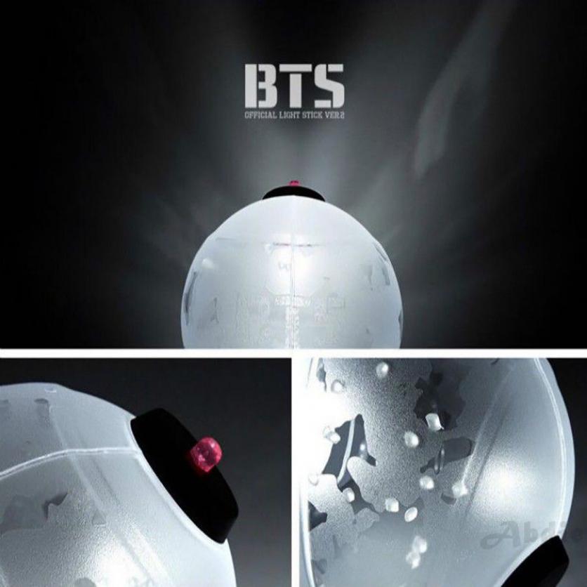 Đèn gậy cổ vũ nhóm nhạc BTS