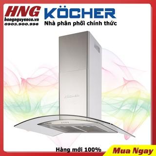 Máy Hút Mùi cao cấp Kocher K-8870 – Hàng chính hãng bảo hành 3 năm