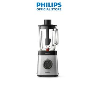 Máy Xay Sinh Tố Philips HR3652 1400W - Hàng Chính Hãng