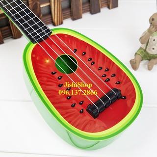 (SởKiều) Đàn Ukulele Mini Trái Cây cho bé DƯA HẤU