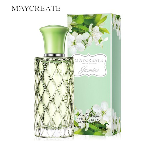 Nước hoa Maycreate Gather Beauty Hương Nhài - Siêu Phẩm Nước Hoa Cho Phái Đẹp