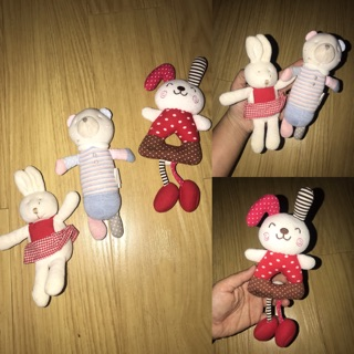 Set 3 món leng keng cho bé (đồ si tuyển)