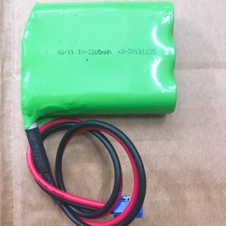 Pin thay thế pin loa kéo temisheng LA012