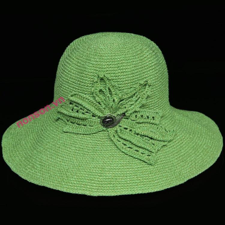 Nón sơn mũ đan tay cao cấp DH085A-NM
