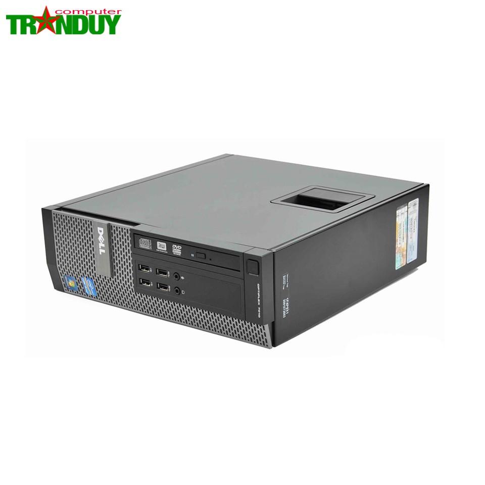 Máy Tính Bàn Dell Optiplex 7010SFF/Core I7-3770(8M.3.9Ghz,4cores 8 threads)/ Likenew FullBox 99%/ BH 24 Tháng