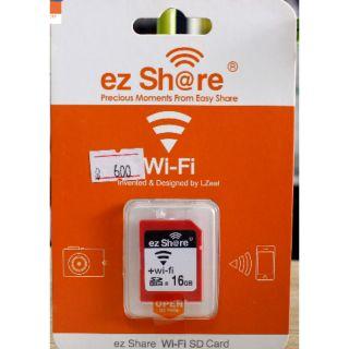 Thẻ nhớ SD Wifi ez Share 16gb