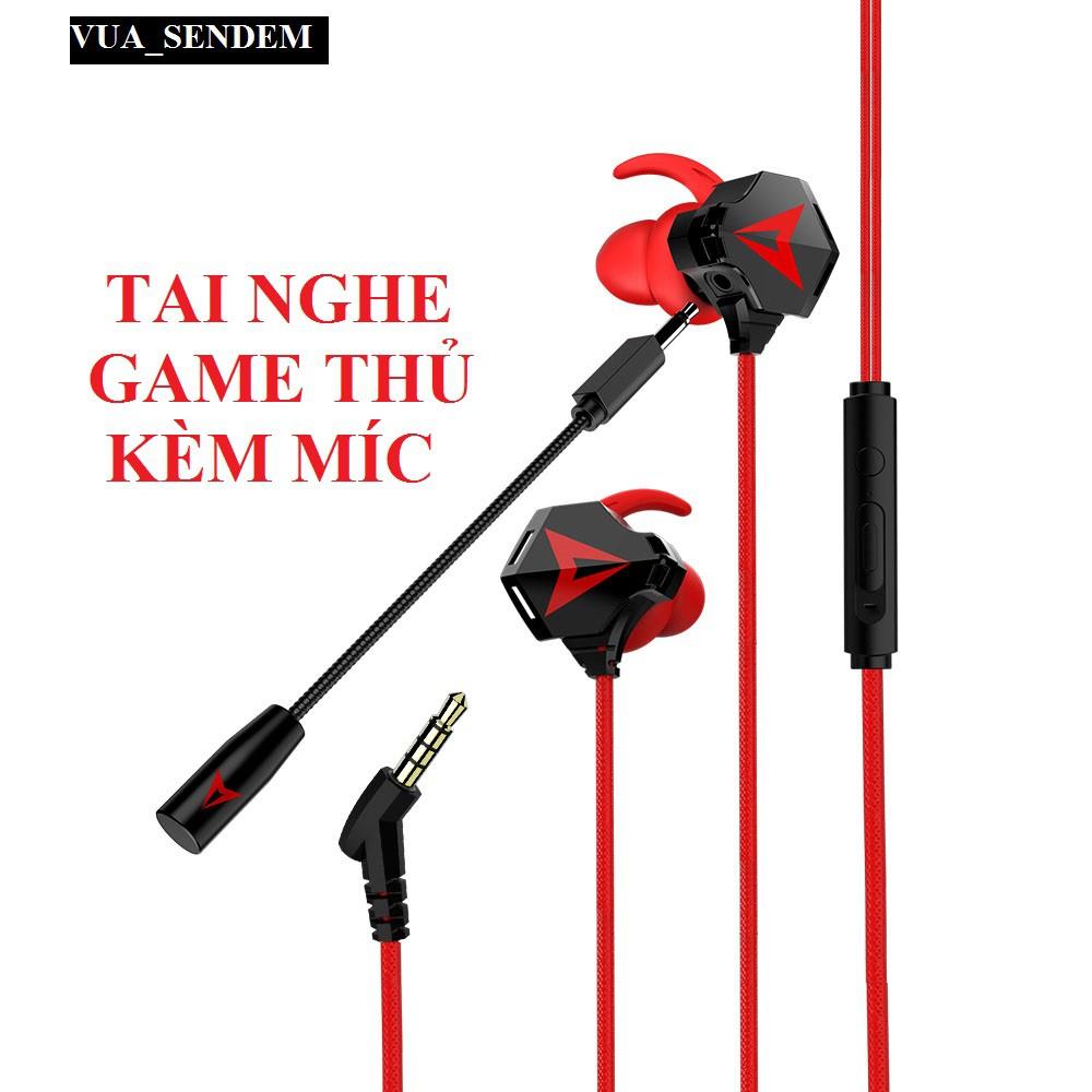 Tai nghe game thủ Sendem S2 kèm mic cực chất - hàng cao cấp bảo hành 1 năm