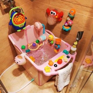 Bộ Đồ Chơi Phòng Tắm Cho Bé