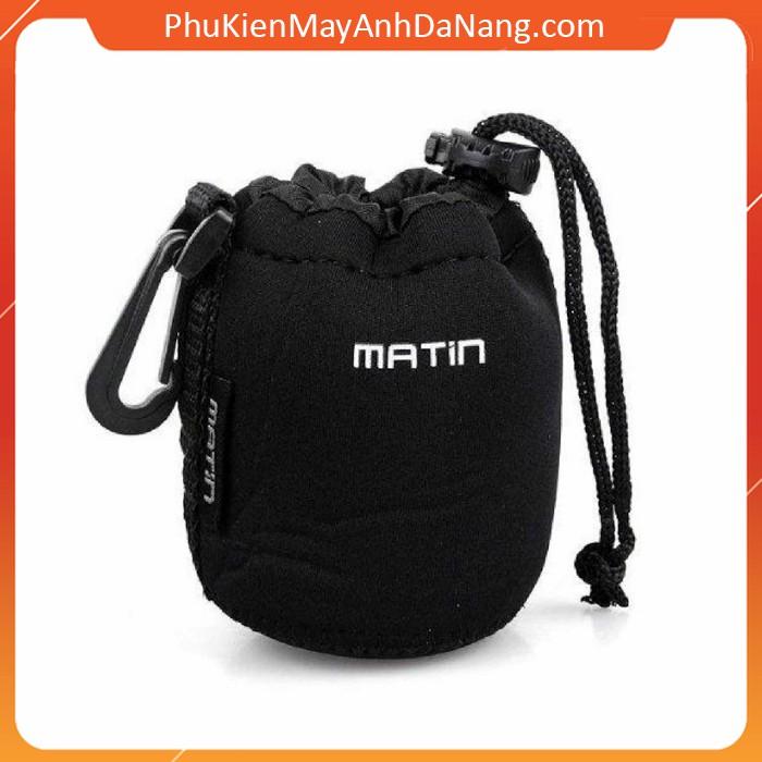 Túi đựng lens Matin size S M LXL - túi chống sốc ống kính máy ảnh
