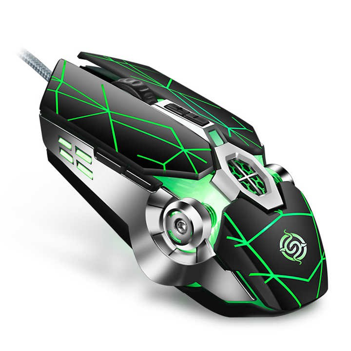 Chuột chuyên game K-SNAKE Q7/G3OS CHUỘT ĐỈNH CHO DÂN PUBG & FPS