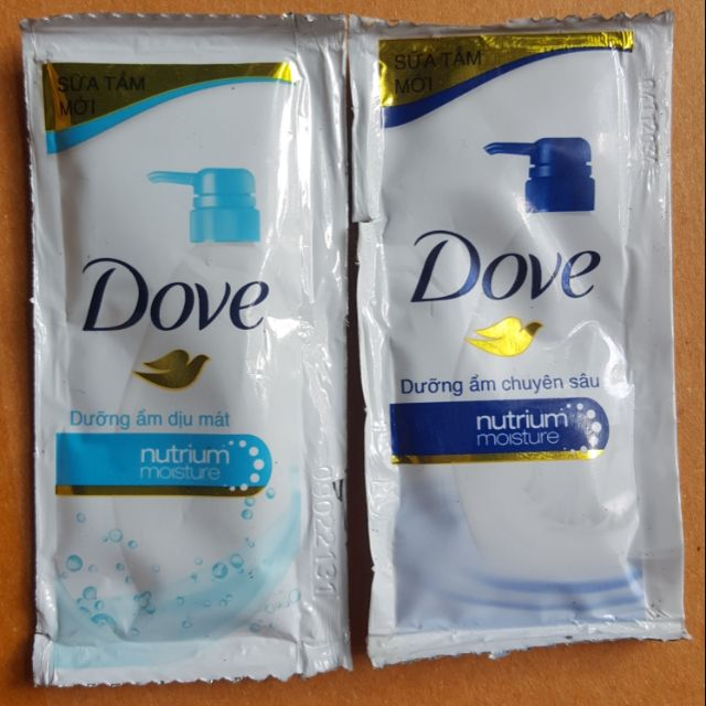 1 gói sữa tắm dove (giao ngẫu nhiên)