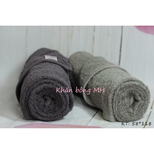 [Sale] Khăn tắm cỡ lớn xuất Hàn